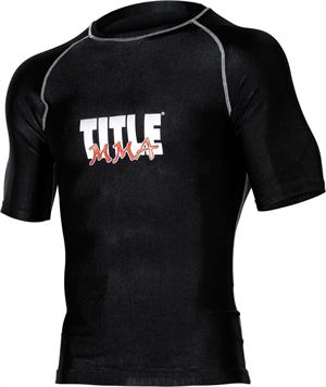 Title Mma Rash Guards Short Sleeve